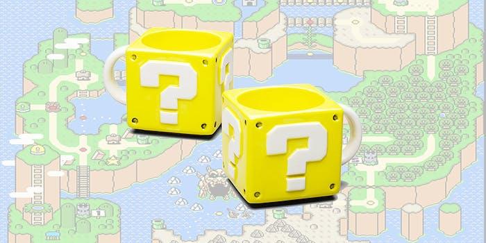 coin box mugs