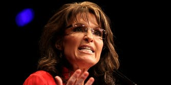 Sarah Palin is suing the New York Times for defamation.