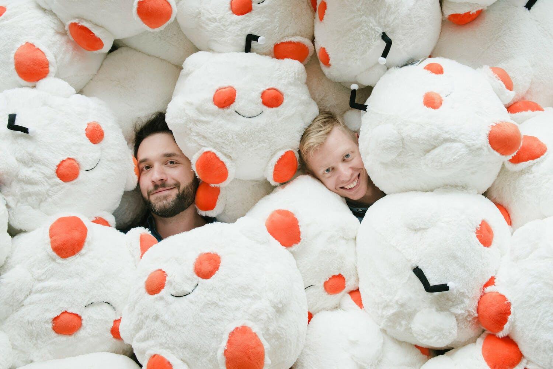 Reddit founders