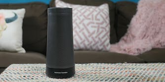 harman kardon smart speaker cortana