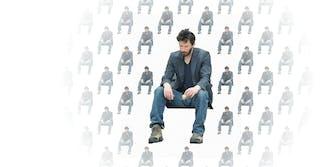 Sad Keanu Reeves pattern