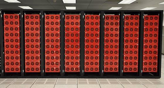 Backblaze's secret data center