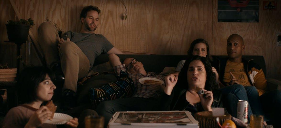 best netflix comedies : don't think twice