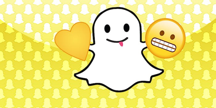 snapchat emojis: what do they mean