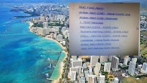 hawaii missile interface alarm