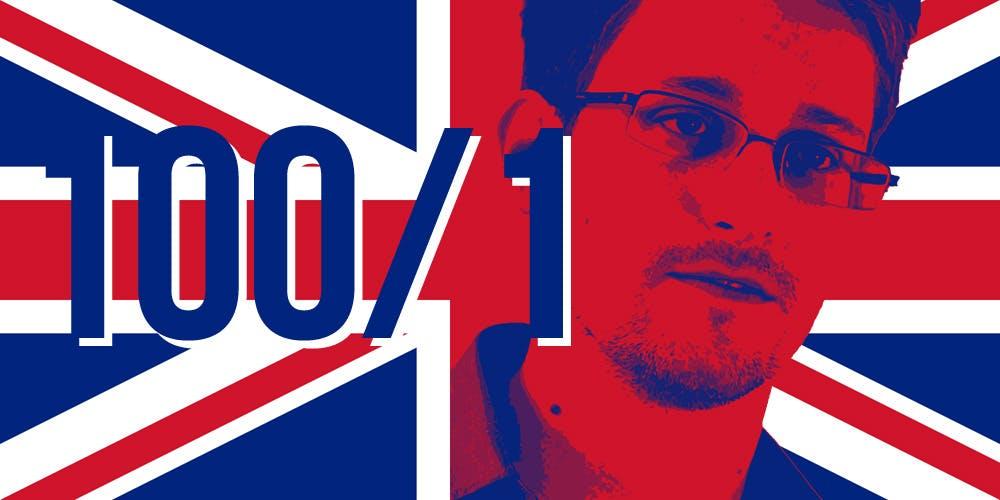 Edward Snowden: U.K.