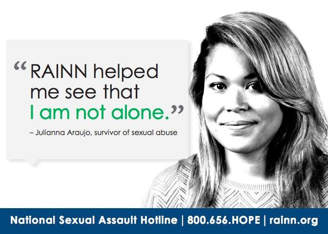 what is sexual assault : RAINN resources