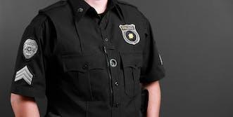 police uniform body cam