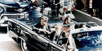 John F Kennedy JFK assassination files