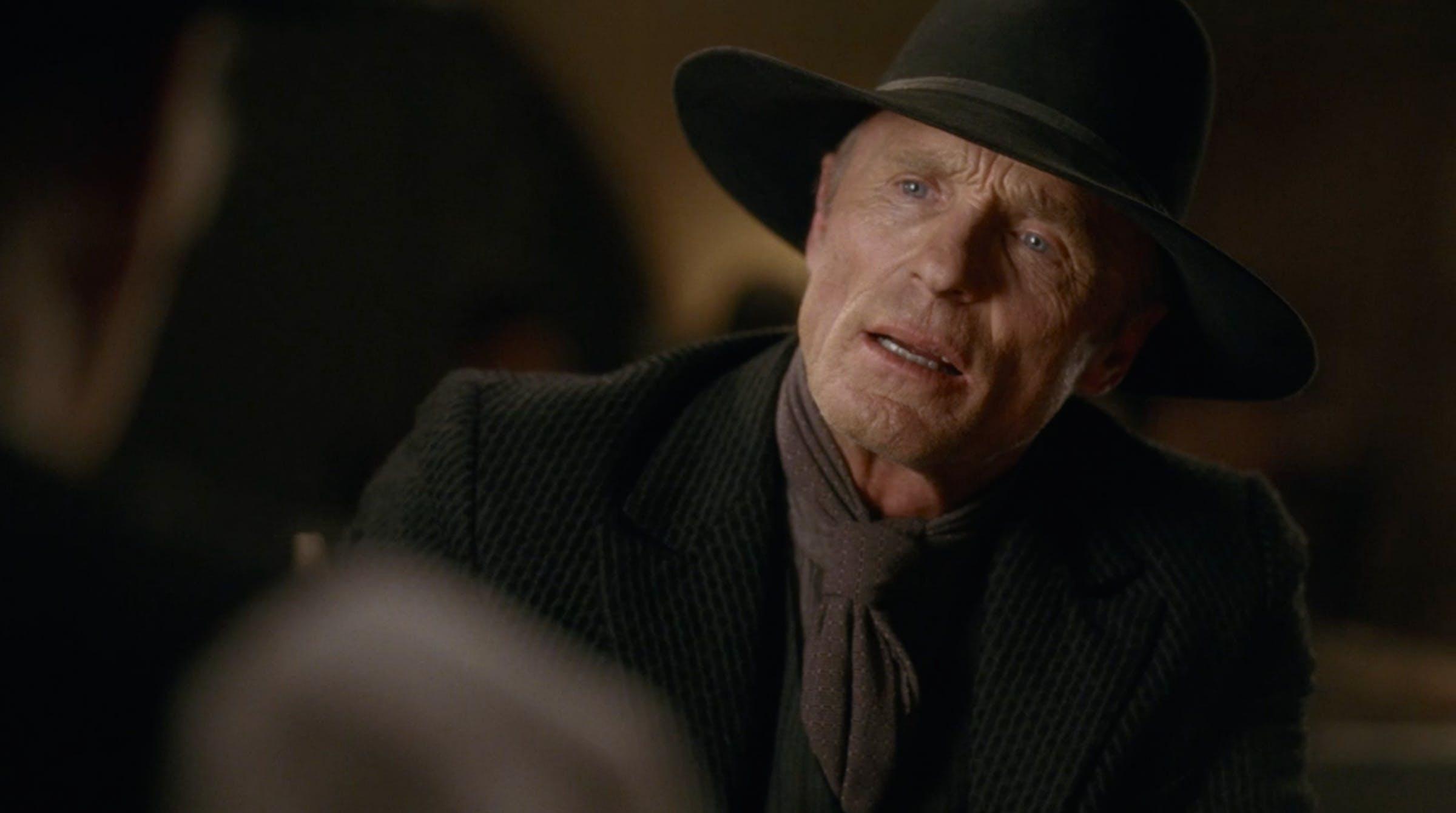 Westworld season 2 cast: The Man in Black will be back