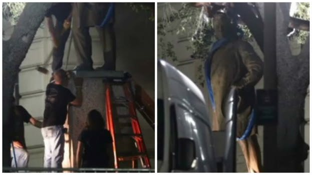 University of Texas Confederate statues