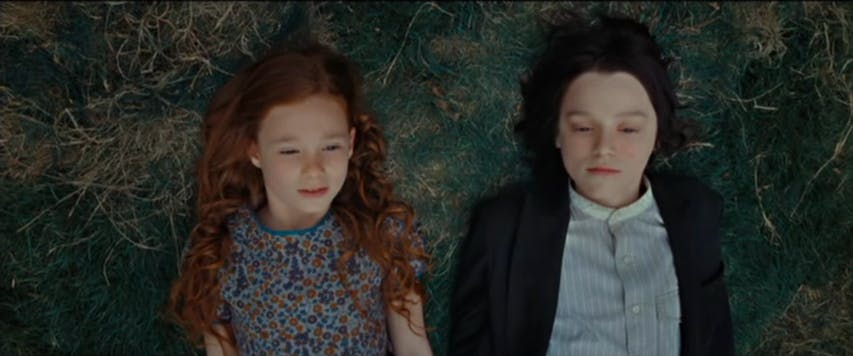 snape and lily : severus snape