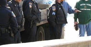 baltimore police body cam