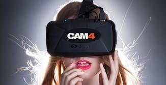 Ela Darling cam girl VR porn librarian