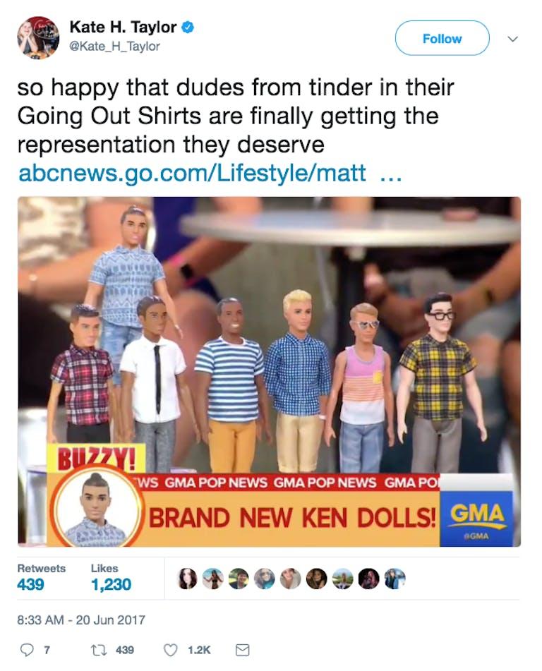ken doll memes