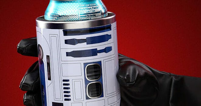 R2-D2 can coolers