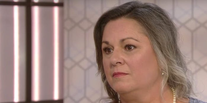 Leigh Corfman is suing Roy Moore for defamation.
