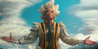 Oprah in 'A Wrinkle In Time'