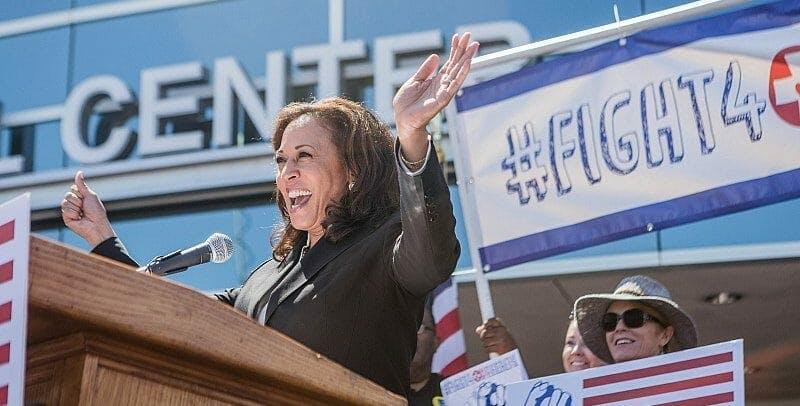 Kamala Harris ice immigrants election