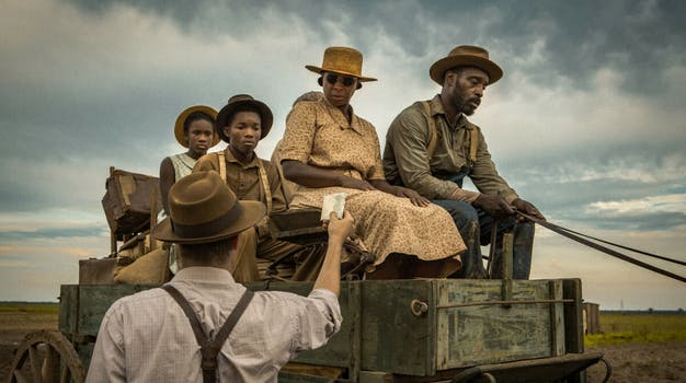 indie movies on netflix : mudbound