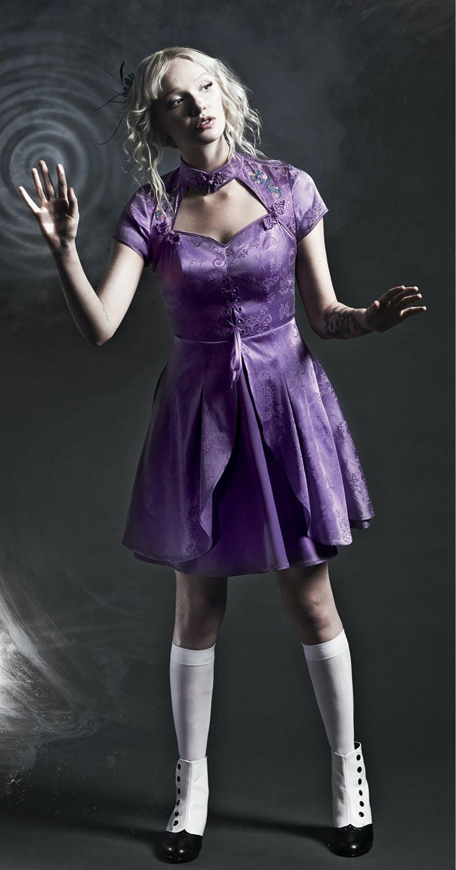 Alice adventure dress - $64.50