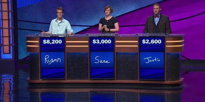 jeopardy football category