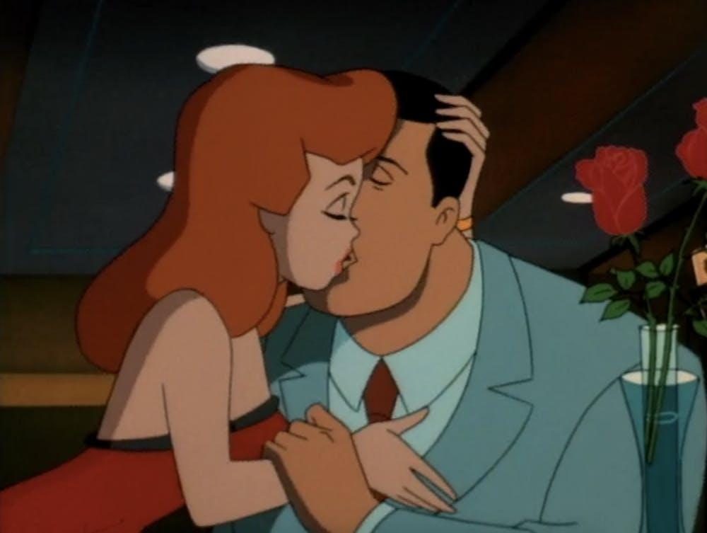 batman animated series : pretty poison