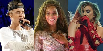 Justin Bieber, Beyonce, and Lady Gaga and Stan culture.