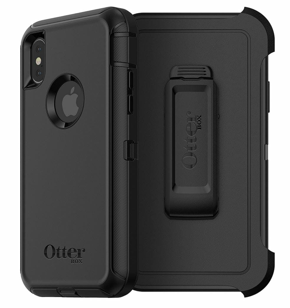 best iphone x case : otterbox defender iphone x rugged case