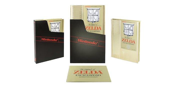 legend of zelda encyclopedia deluxe edition