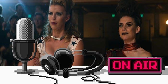 Upstream podcast discusses Gorgeous Ladies of Wrestling