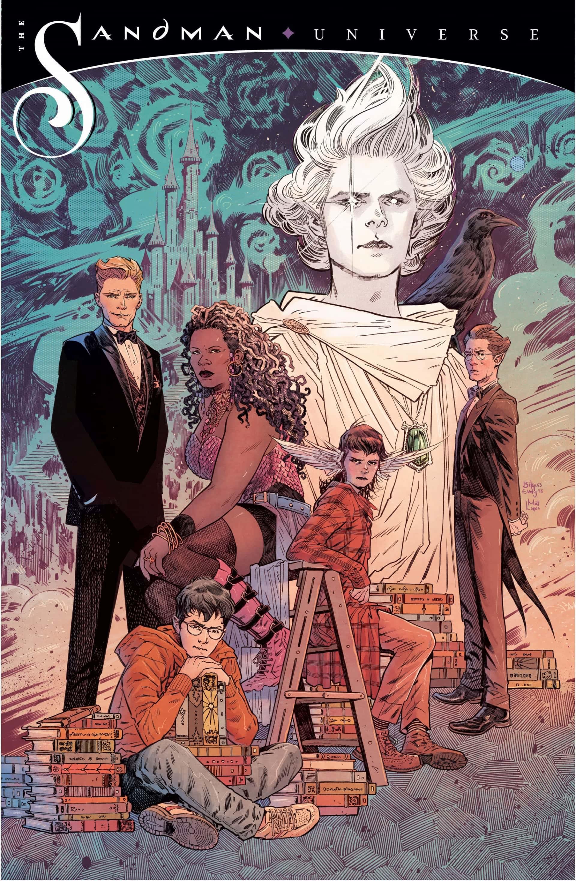 sandman universe comic - DC Comics Is Launching an Extended 'Sandman' Universe
