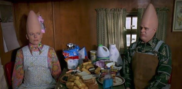 adam sandler movies : coneheads