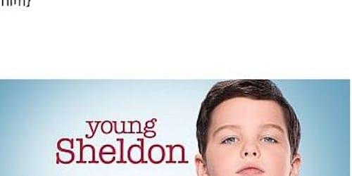 young sheldon abortion meme