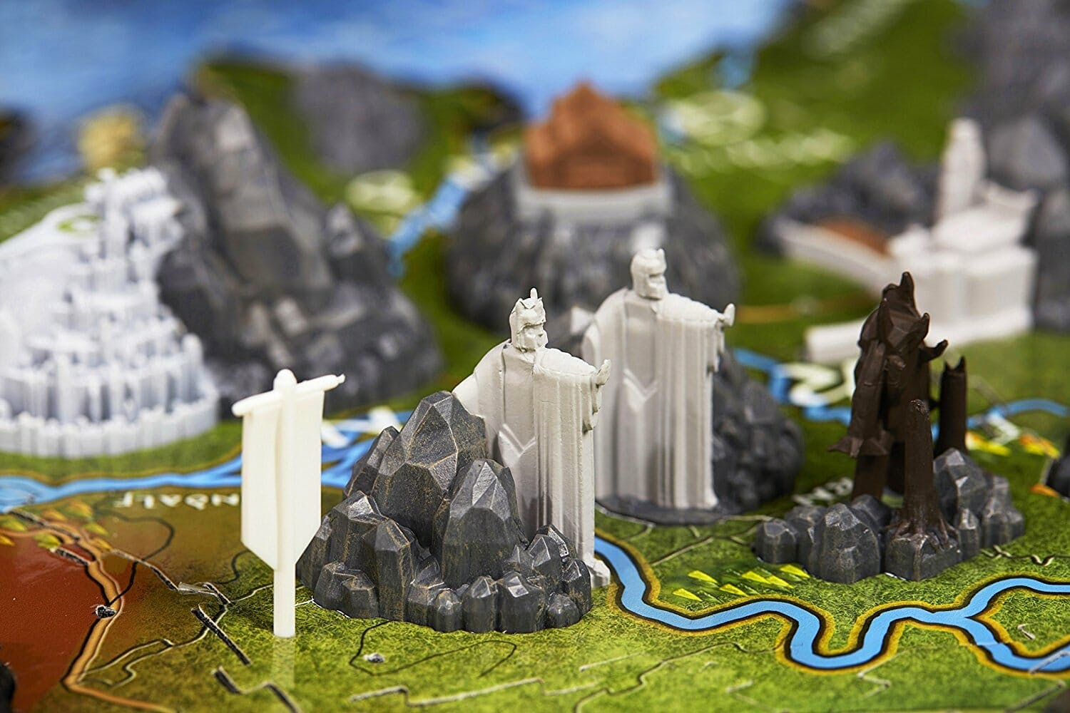 lord of the rings puzzle detail