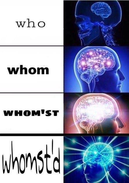 dank memes 2017: whomst'd