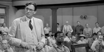 best movies on netflix : To Kill A Mockingbird