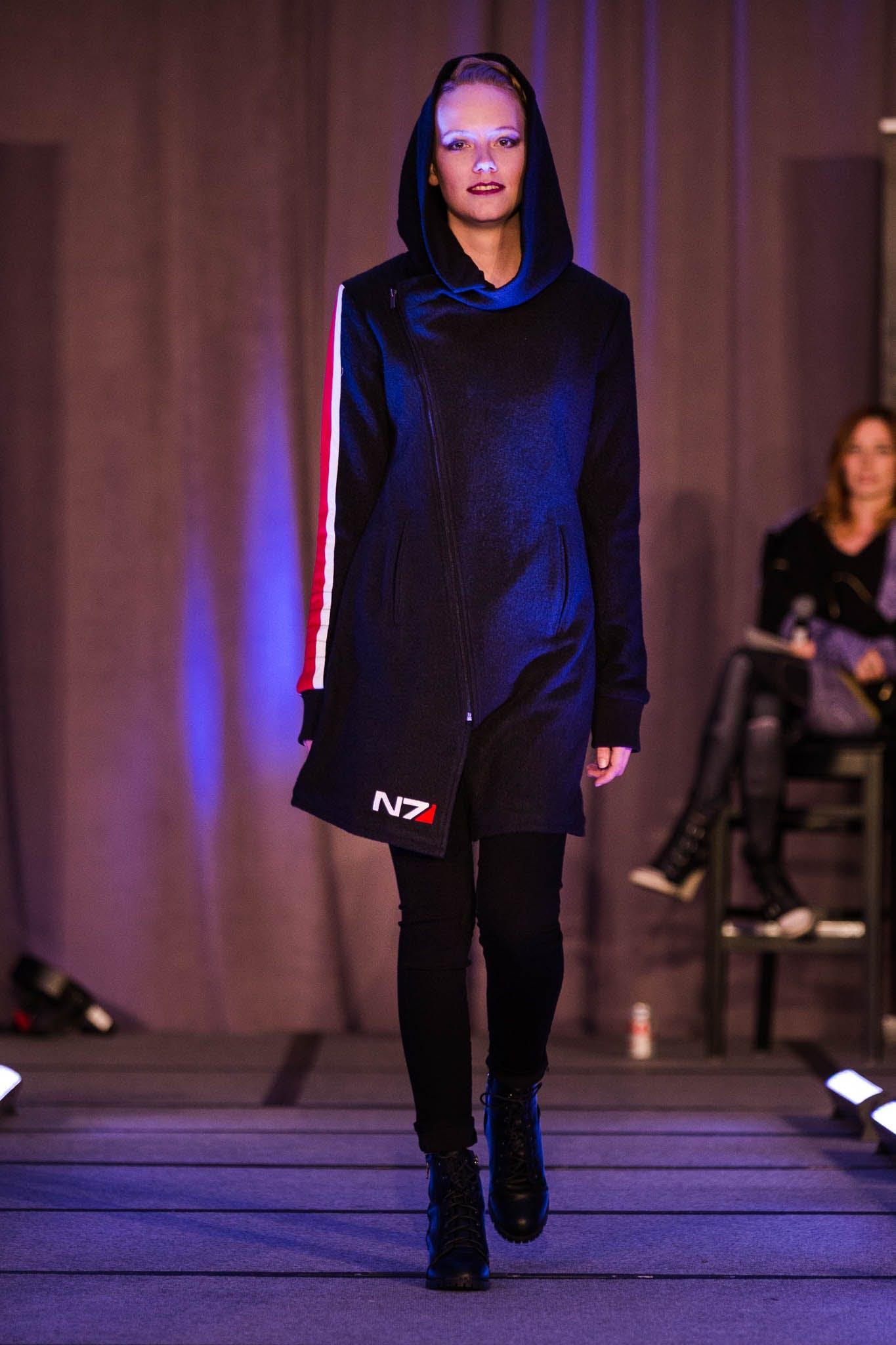 N7 Wool Coat
