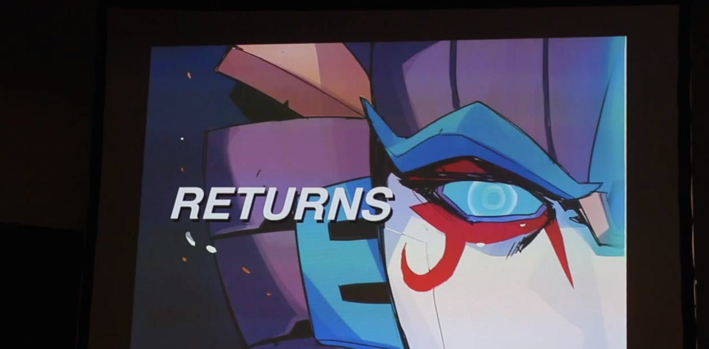 Windblade Transformers comic.