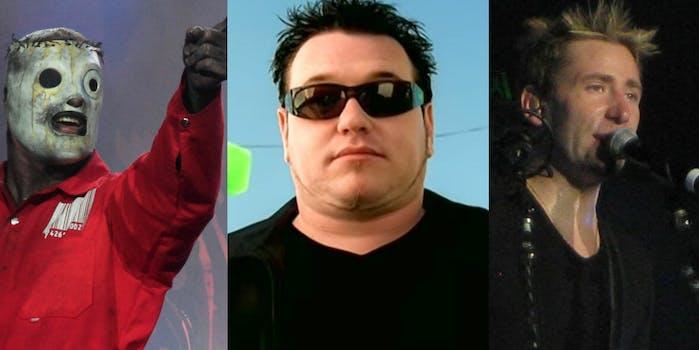 nickelback slipknot smash mouth chad kroeger feud