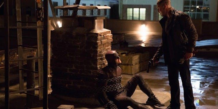 Punisher in 'Daredevil' season 2