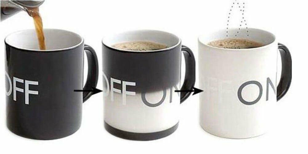 on/off mug