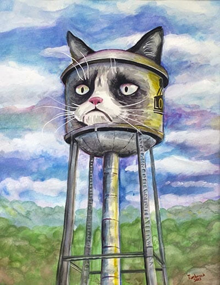 Grump Cat meme