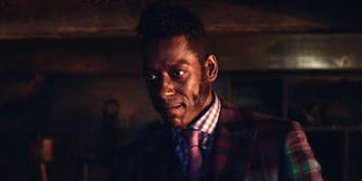 Orlando Jones as Anansi, American Gods