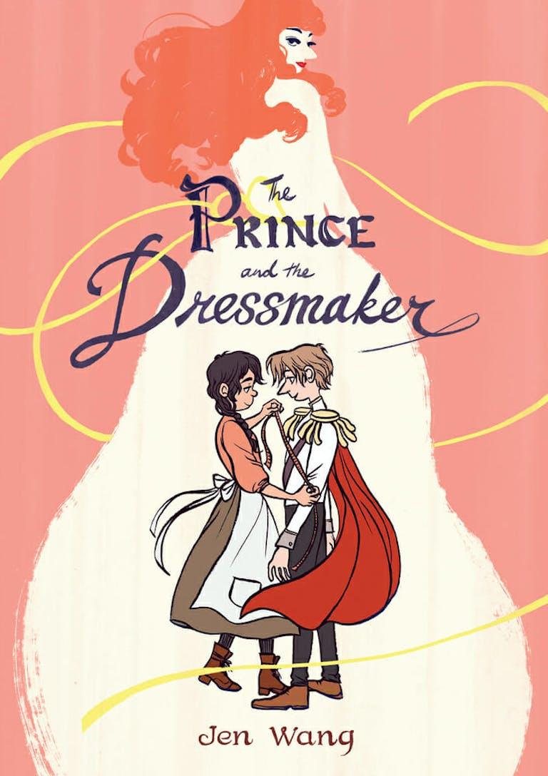 best new comics 2018 - prince dressmaker comic