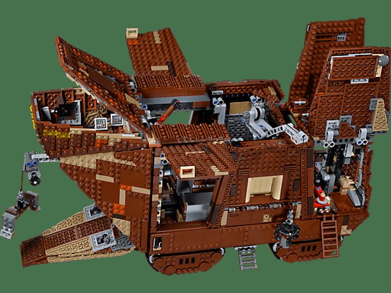 lego star wars : sandcrawler