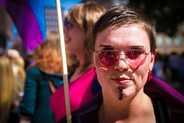 non binary gender : agender