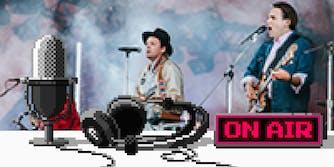 Upstream podcast discusses Arcade Fire