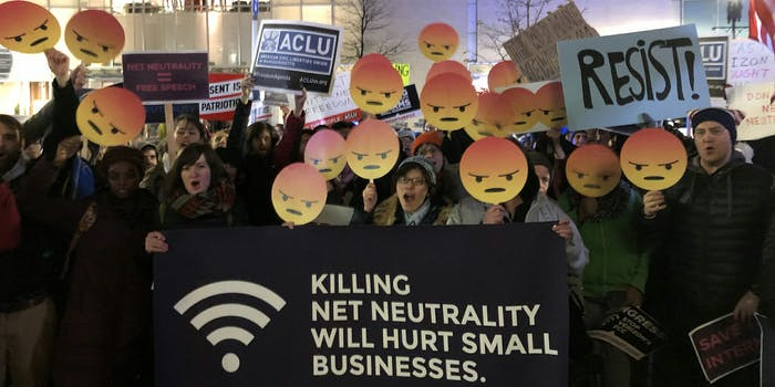 Internet rights groups are planning to push lawmakers into supporting a resolution that would ignite an attempt to save net neutrality.