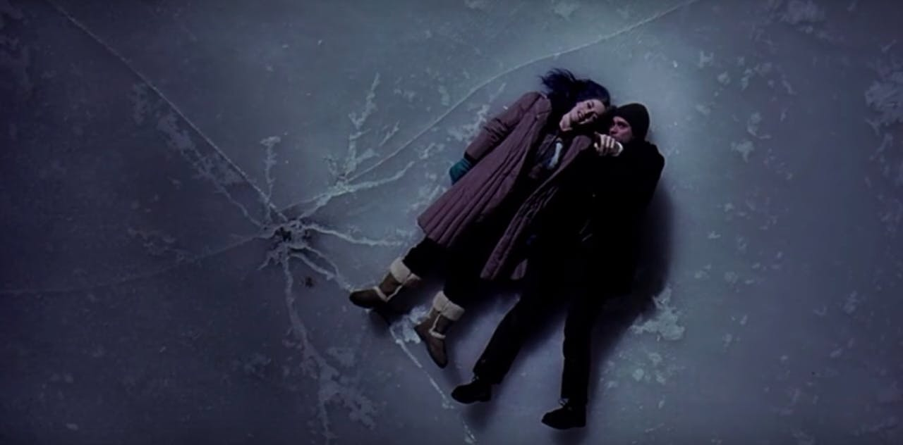 what is a movie like inception : eternal sunshine of the spotless mind